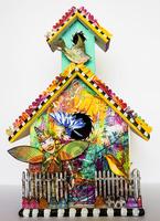 A Whimsical Birhouse