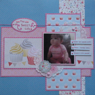 The Sweet Life - Mommy's Little Cupcake
