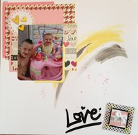 love (March 2015 Manufacturer Challenge)