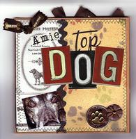 Top Dog Accordion Book
