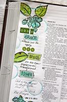 Journaling {Bible} Isaiah 40:8