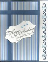 birtthday card