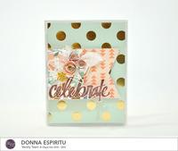 Celebrate cards
