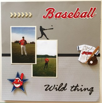 Baseball Wild thing