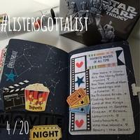 #ListersGottaList - April 20th