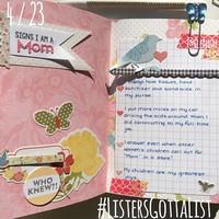 #ListersGottaList - April 23rd