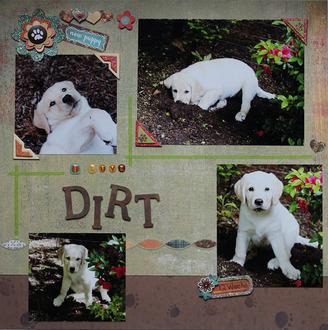 I Love Dirt