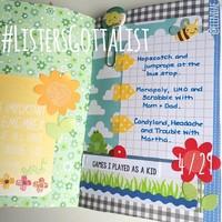 #ListersGottaList - April 29th