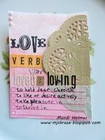 Love Spot Card