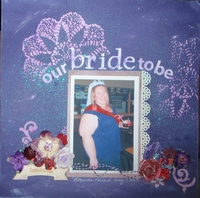 Bride to Be  NSD 2015