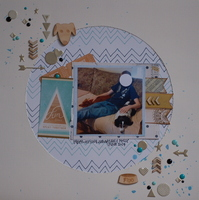 Untitled Layout #6 *Donna's Scraplift NSD Challenge*