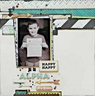 I'm an ALPHA now