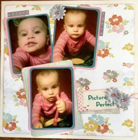 Picture Perfect (May 2015 Mood Board & Supply List Challenges)