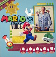 Mario's Voice