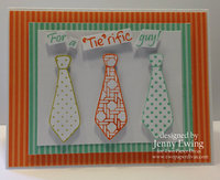 """For a """"Tie""""rific Guy"""