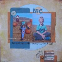 Nic/ Becky Fleck #94 challenge