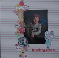 Kindergarten-Day#8 30layout/30days