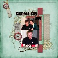 Camera-Shy Guy