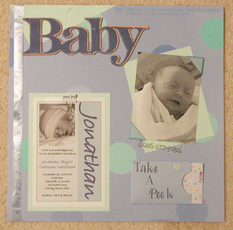 Baby - Welcome