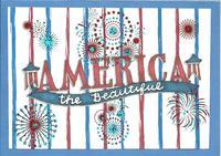 America The Beautiful *July Card Challenge*