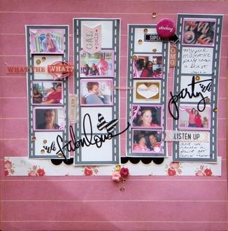 MMC Jul 6 #1  Pink Party