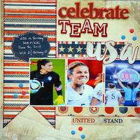 Celebrate Team USA