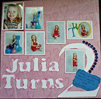 Julia Turns 2