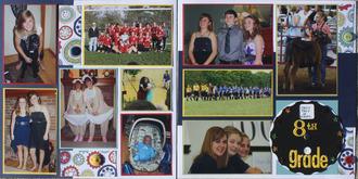 Bri 8th grade highlights