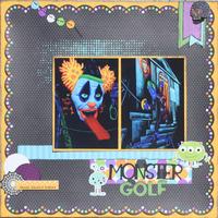 Monster Golf