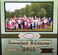 Simmons Reunion 2015