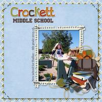 Crockett Middle School