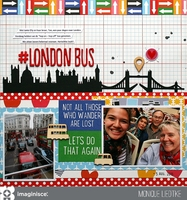 #London Bus - Imaginisce
