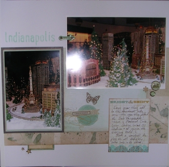 Indianapolis (Jingle Rails)