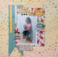 Sept Guest Designer challenge 3- Don't be crabby