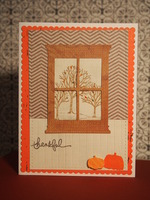 Thanksgiving Card-Card Challenge