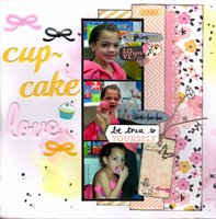 Cupcake Love (Creation EOD Sept 9th)