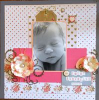 Emery Annabelle (Sept. 2015 This or That Challenge)