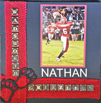 Nathan Football 2006