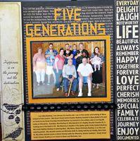 Five Generations 1
