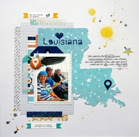 Louisiana - Pretty Little Studio