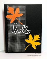 Hello leaves