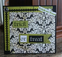 Halloween card 6