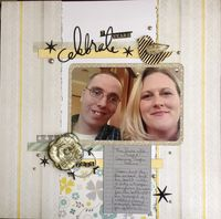 celebrate 7 years (Oct. 2015 Manufacturer and Becky Fleck Sketch #105 Challenges