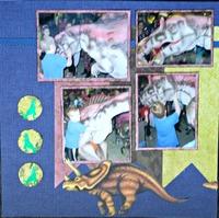 Jurassic Quest Mobile Dinosaur 1