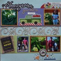 Homegrown Garden - SBC #455