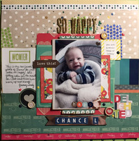 So Happy October Guest Designer Challenge 3