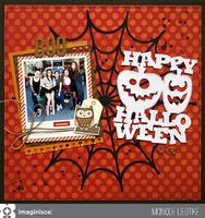 Happy Halloween - Imaginisce