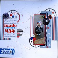 made in the usa (Oct. 2015 Supply Challenge)