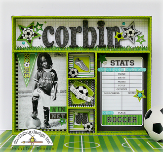 Corbin Shadowbox