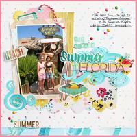 Summer in Florida